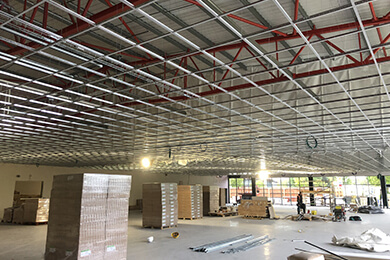 Suspended-Ceilings-Swindon - SLP Interiors Ltd