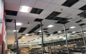 Aldi Store, Petherbridge Way, Bristol 5 - SLP Interiors Ltd