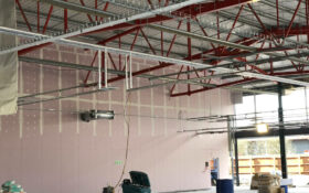 suspended ceilings wells
